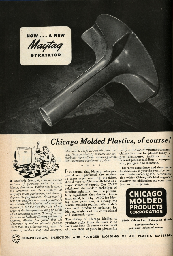 Chicago Molded Products