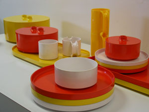Hellerware Dishes Exemplify 1960s Tableware Design
