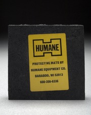Select Humane Brand Protective Mat Sample