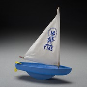Select Toy Sailboat Dinghy