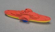 Select Toy Paddlewheel Boat