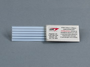 Select Teflon ribbon sample
