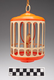 Select Bird in cage