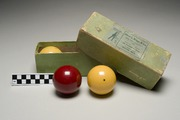 Select Boxed Set of Three Billiard Balls