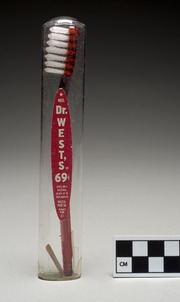 Select Dr. West's Toothbrush