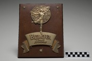 Select Bulova Watch Plaque