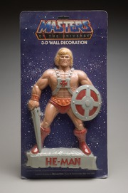 Select He-Man Masters of the Universe Wall Decoration